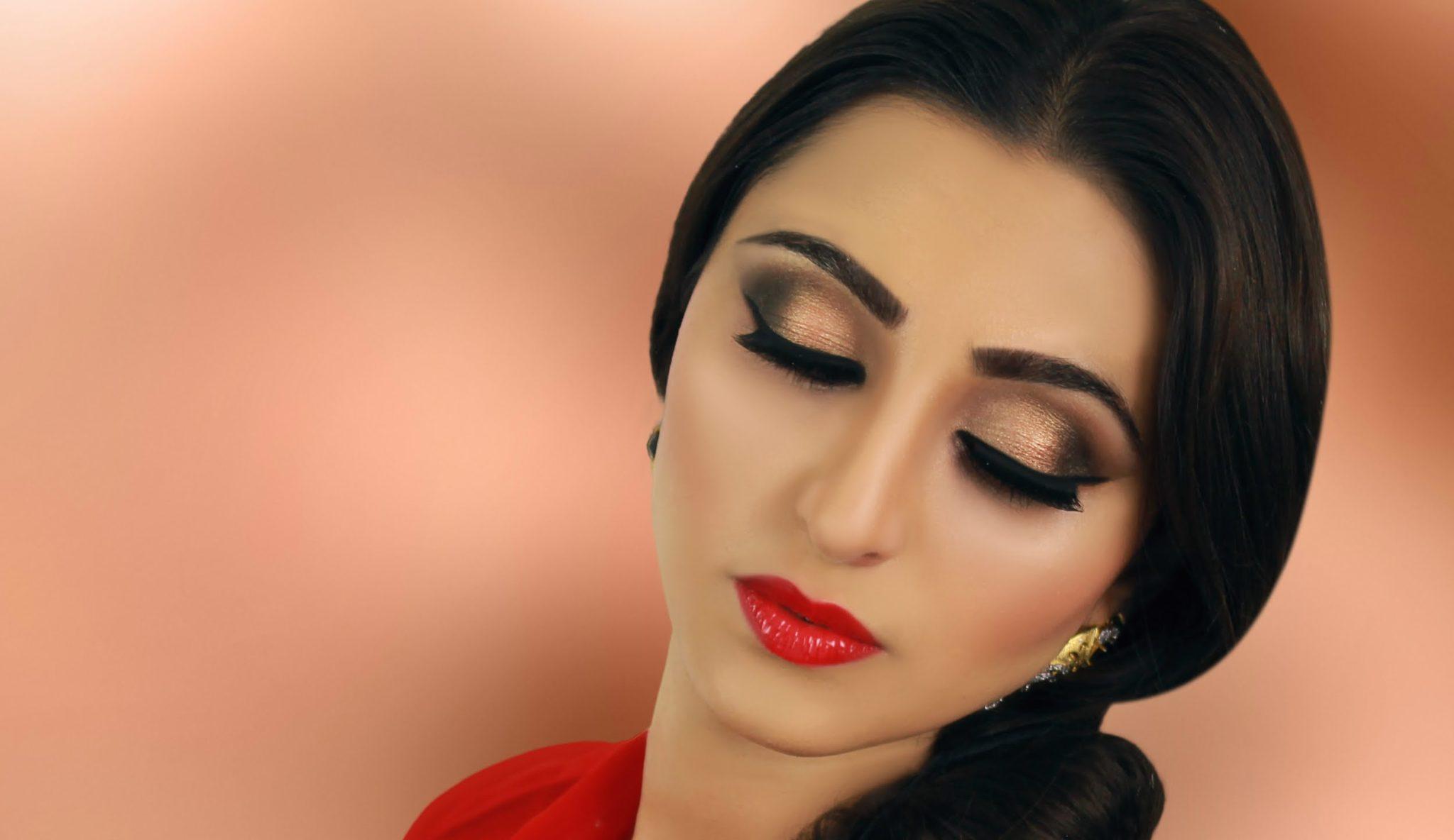 Eye makeup 2015