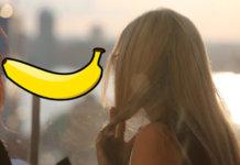 Маска из банана для волос