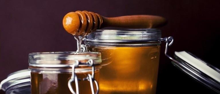 Маска с медом для волос