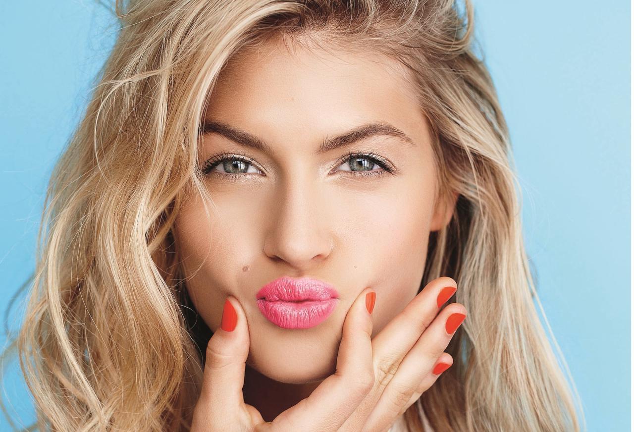 макияж красивый летний