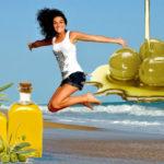Красивый загар с оливковым маслом: польза, советы, интересные рецепты
