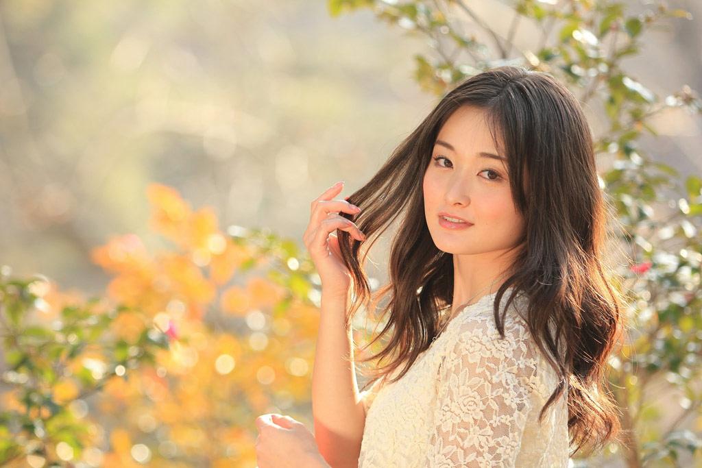 Японский макияж губ