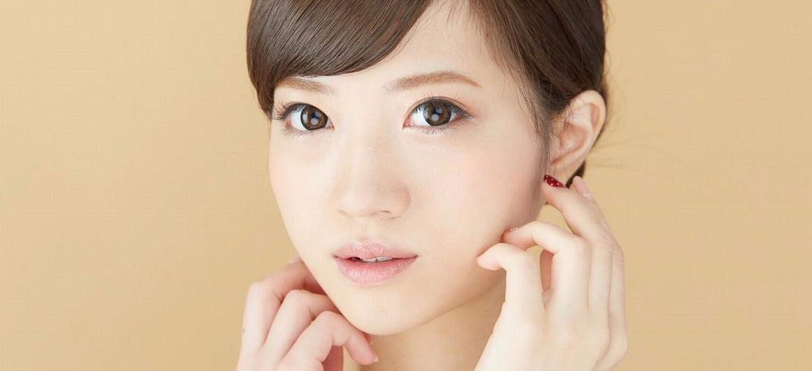 повседневный японский макияж
