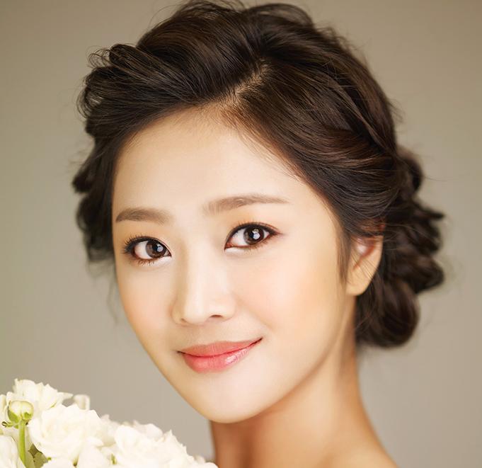 корейский макияж фото