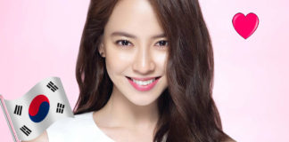 красивый корейский макияж