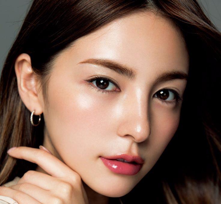 макияж корейских женщин_