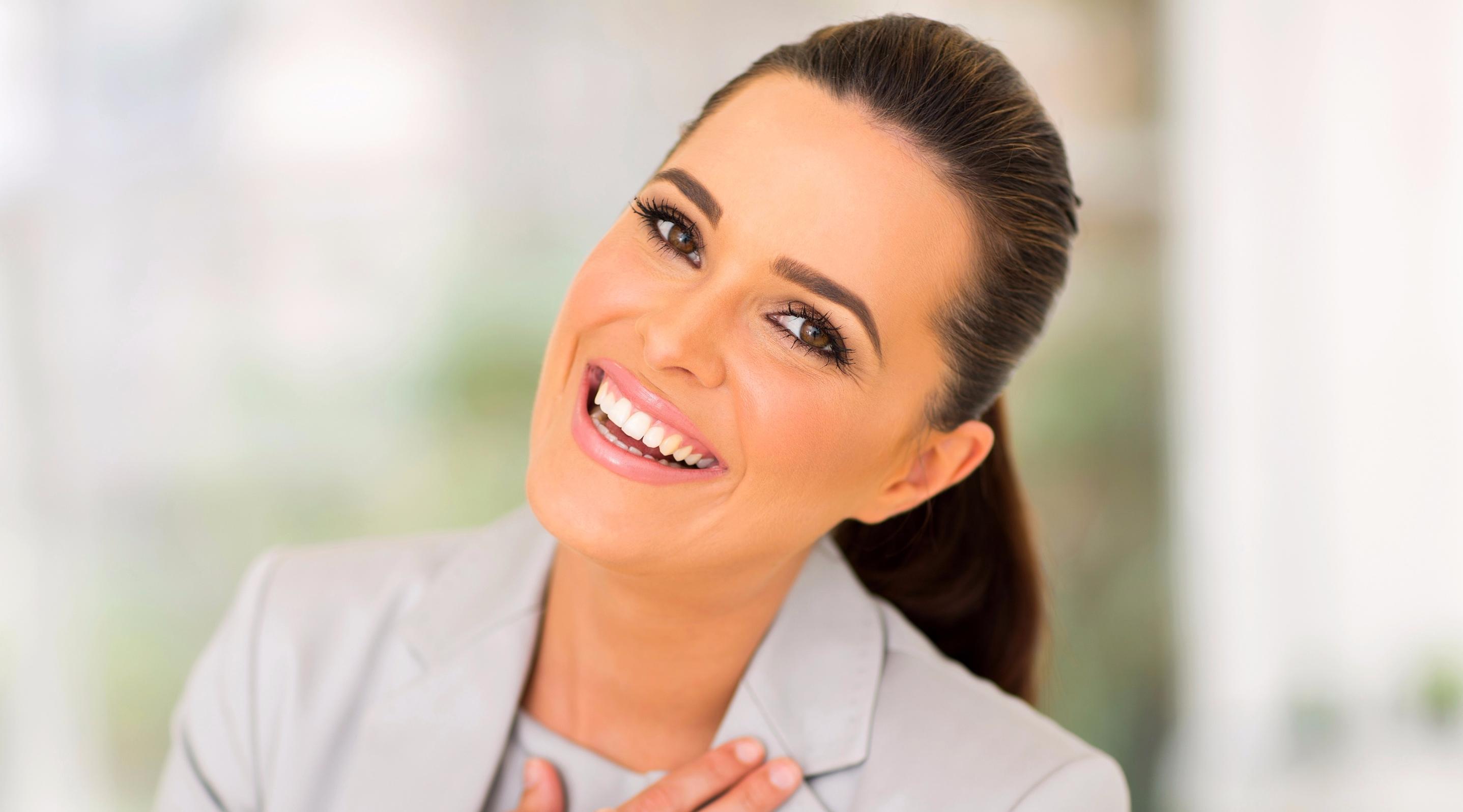 макияж в офисном деловом стиле