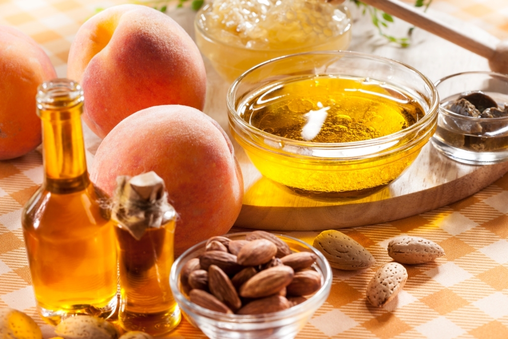 Персиковое масло для лица от морщин - отзывы