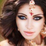 Восточный макияж для всех цветов глаз
