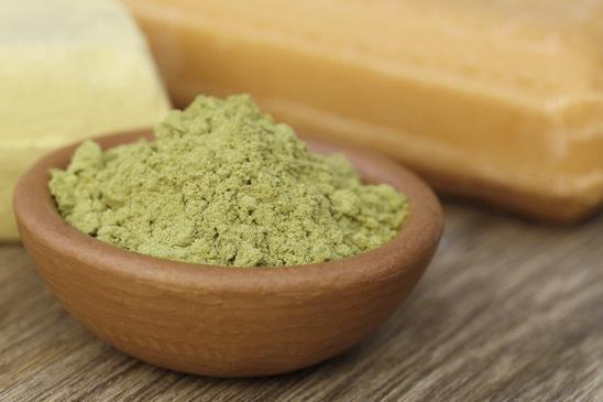 зеленая глина от целлюлита