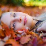 Осенний макияж под цвет глаз и волос