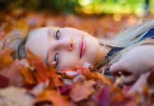 Как сделать красивый осенний макияж