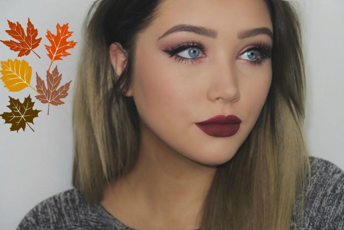Модные тенденции в макияже осенью 2017