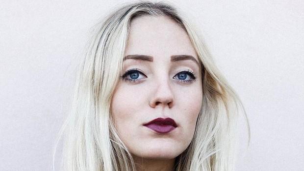 Осенний макияж 2017 для блондинок