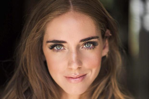 Осенний макияж для серых глаз