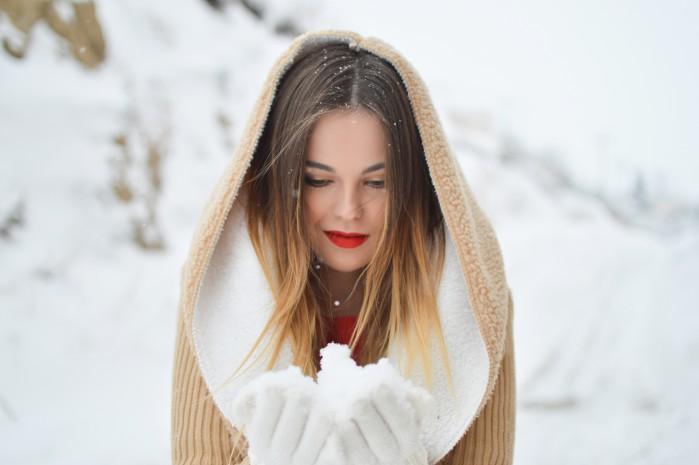 Особенности зимнего мейкапа