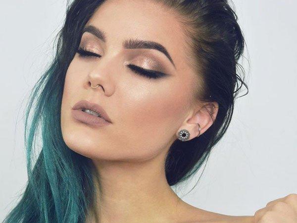 Тенденции осеннего макияжа 2017