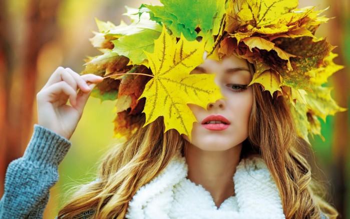 Тренды осеннего макияжа