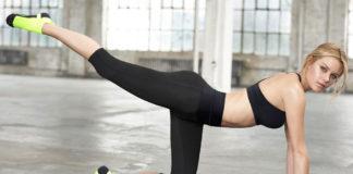 Упражнения от целлюлита на ягодицах и бедрах