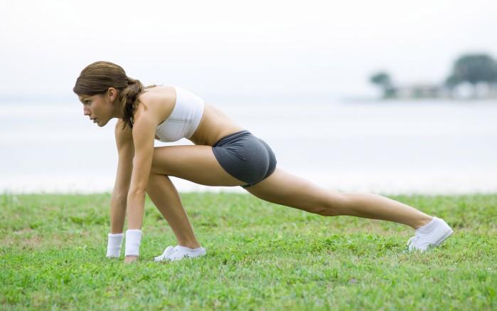 Упражнения против целлюлита в домашних условиях