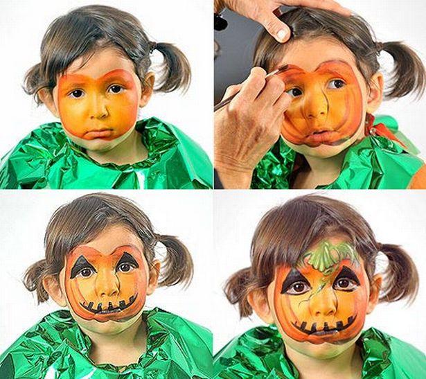 grim-tykvy Макияж на Хэллоуин ☠ Как сделать грим на Halloween в домашних условиях