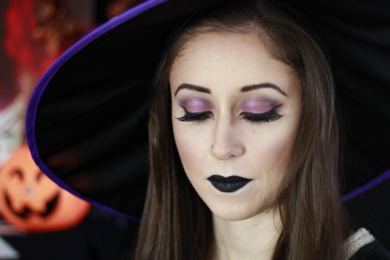 Макияж на хэллоуин ведьмы