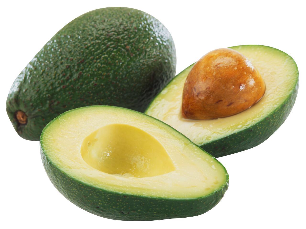 Осенняя маска для волос с авокадо
