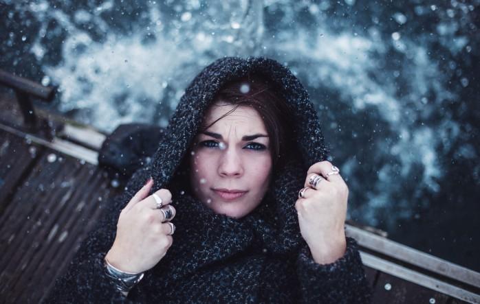 Уход за кожей зимой в домашних условиях