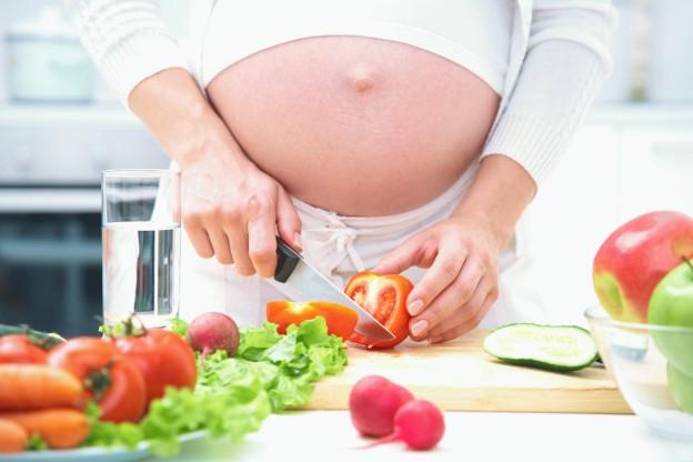 Правильное питание при беременности от целлюлита